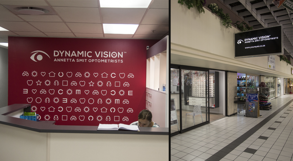 picture of shop front of Annetta Smit Optometrists